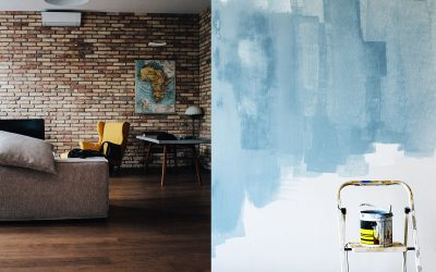 Planning on Painting over Your Wallpaper? Keep These Helpful Tips in Mind